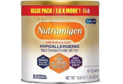 best formula for colic - nutramigen