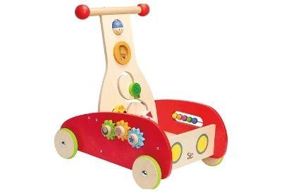 best wooden baby walker